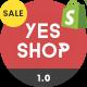YESSHOP - Massive Dynamic Responsive Shopify Theme - Ultimate Fashion, Supermarket, Minimal... STORE
