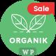 Organik - тема для магазина органических товаров на WordPress