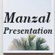 Manzal - Creative Keynote Template