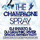 The Champagne Spray Birthday Party