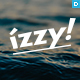 Izzy – An Unconventional Blog Theme (Personal)