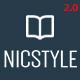 NicStyle - News & Blog HTML Template