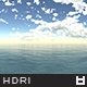 High Resolution Sky HDRi Map 041