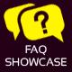 Bootstrap FAQ Showcase