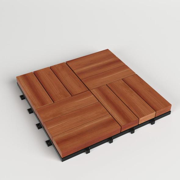3DOcean Floor Decking Tiles Set 19836113