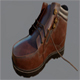 Realist shoes for men