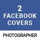 Photographer Facebook Cover – 2 Designs