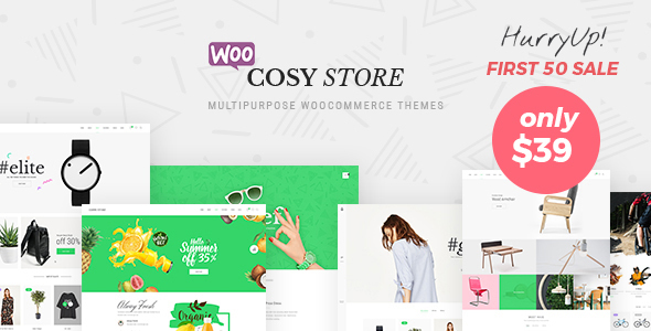 Download Cosi - Multipurpose WooCommerce WordPress Theme