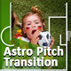 Astro Turf Pitch Transition
