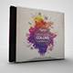 Vintage Colors CD/DVD Template