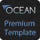 Ocean Premium Template - ThemeForest Item for Sale