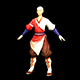 Game Model - Taoist comprehension scene - lead the way monk 01