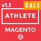 Athlete | Fitness - Multipurpose Magento theme