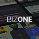 BizOne Creative Keynote Presentation Template