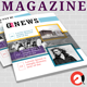 Magazine Newsletter Templates V.1