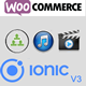 Ionic2WooMultiDigitalStore - Ionic2 Multi Vendor Woocommerce Digital Store