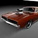 Dodge Charger 1969 Custom