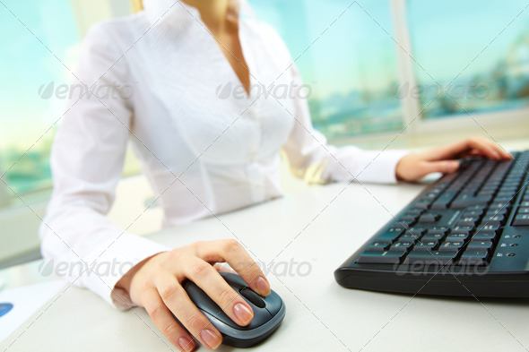 Clicking - Stock Photo - Images