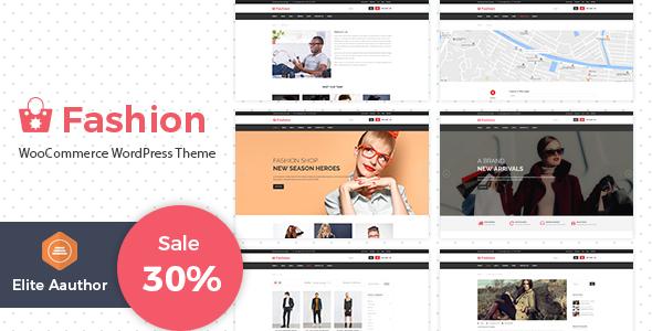 Download Fashion - WooCommerce WordPress Theme