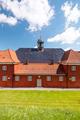 part of church and prison in Kastellet, Copenhagen