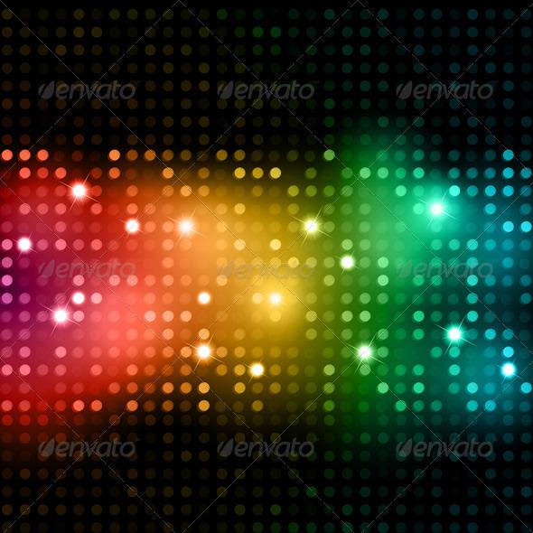 GraphicRiver Disco lights 1942244