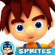 4-Direcional Game Sprites 10