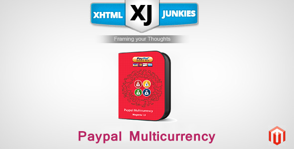 Paypal Multicurrency