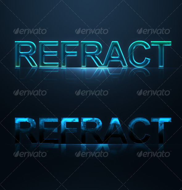 2 Text effect styles - Text Effects Styles