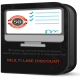 Multi Line Discount