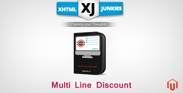 Multi Line Discount (Magento Extensions)
