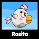 Rosita the Egg Bird
