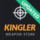 Kingler | Weapon Store & Gun Training Theme