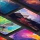 Vector Polygonal Backgrounds Vol. 2