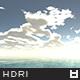 High Resolution Sky HDRi Map 043
