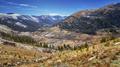 Independence Pass mountain landscape, Colorado, USA.