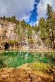 Hanging Lake, Glenwood Canyon, Colorado, USA.