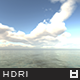 High Resolution Sky HDRi Map 044