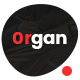 Organ - Creative Multi-Purpose Business, Finance HTML5 Responsive Website Template