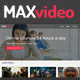Responsive Video Courses Subscription – MAXvideo (PHP Scripts)