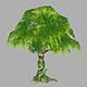 Game Model Arena - Golden Apple Tree 01