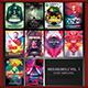 Mega Bundle Vol 1 Flyer Tem-Graphicriver中文最全的素材分享平台