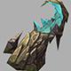 Game Model Arena - hollow stalagmite 01