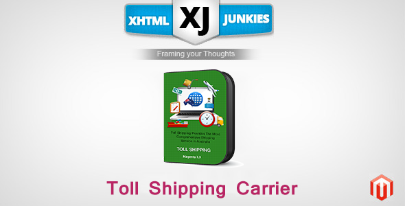 XJ Toll Shipping Carrier