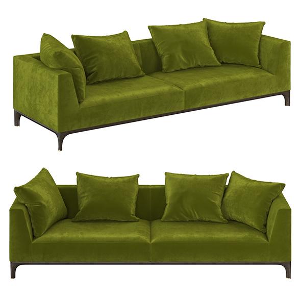3DOcean Gio ceccotti collezioni sofa 19847797