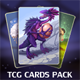 TCG Cards Pack