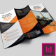 Corporate Tri-fold Brochure Vol.8