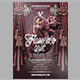 Flamenco Night Flyer Template