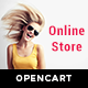 Responsive OpenCart eCommerce Theme - Fashion