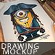 Drawing Mockup
