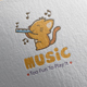 Cat Music Logo